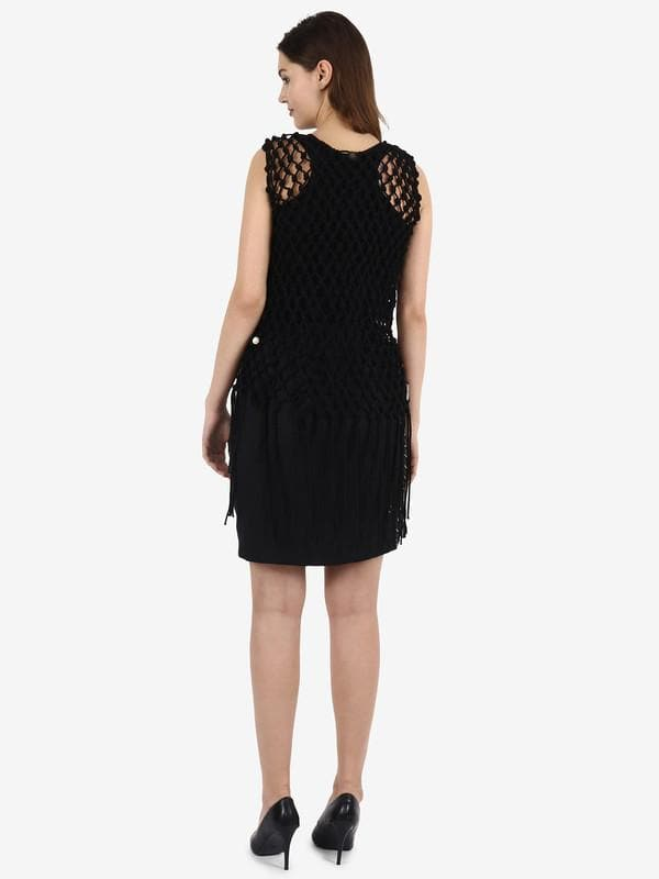 Bikkon Macrame Dress