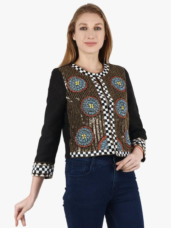 Madison Embellished Jacket