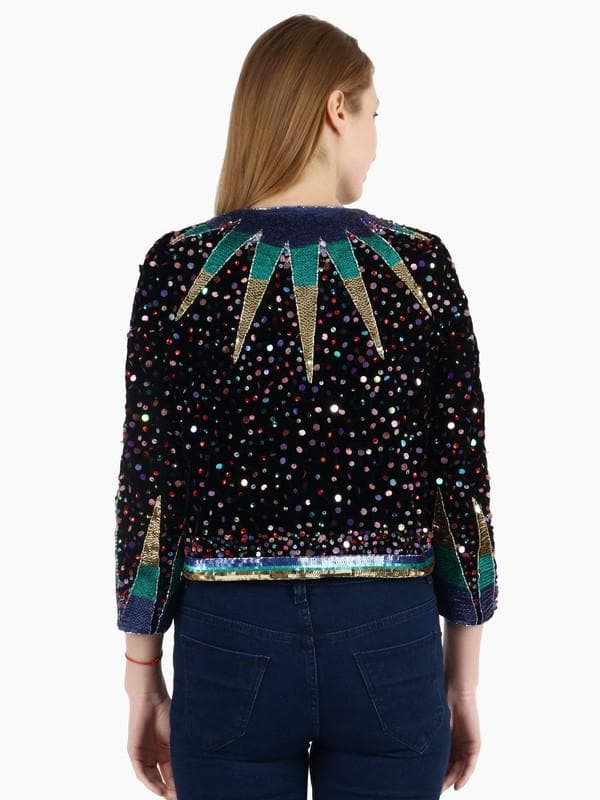 Riley Pop Embellished Jacket