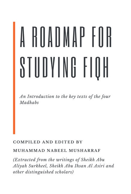 A Roadmap for Studying Fiqh