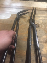 90 Deg Bending/Scrolling tongs
