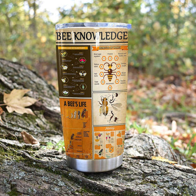 Bee Knowledge Tumbler PRE830 -2