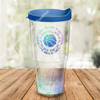 Basketball Mom Galaxy Tumbler PRE801 -2