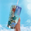 Beach Personalized Life Is Better At The Beach Tumbler PRE823 -2