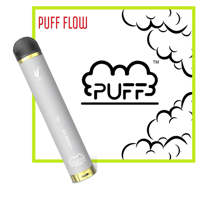 PUFF FLOW - Moon Vape MX
