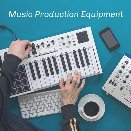 Musical Instruments for Music Production!