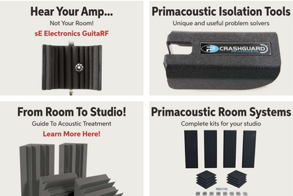 Soundproofing Treatments for your Studio!