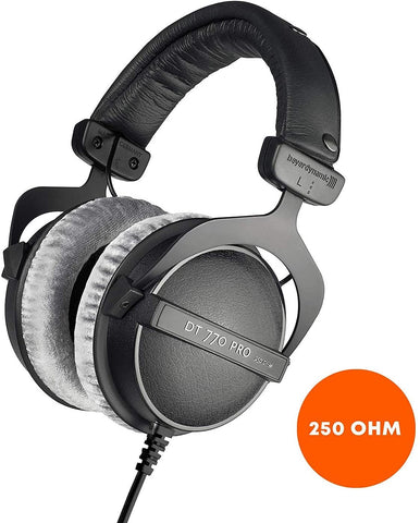 Beyerdynamic DT 770 PRO 250 Ohm Studio Headphones