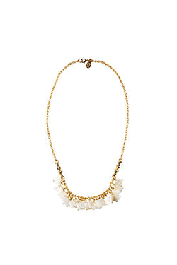 Pearls Diamond Necklace - Good Cloth