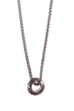 Disc Necklace - Good Cloth