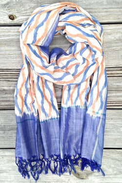Denim Scarf - Good Cloth