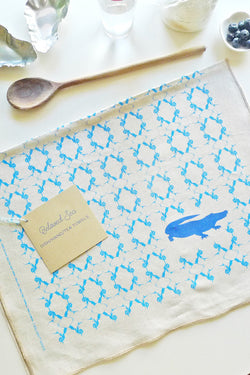 Beloved Sea Kitchen Towel / Tea Towel - Good Cloth