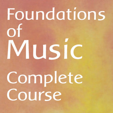 Foundations of Music Complete Course