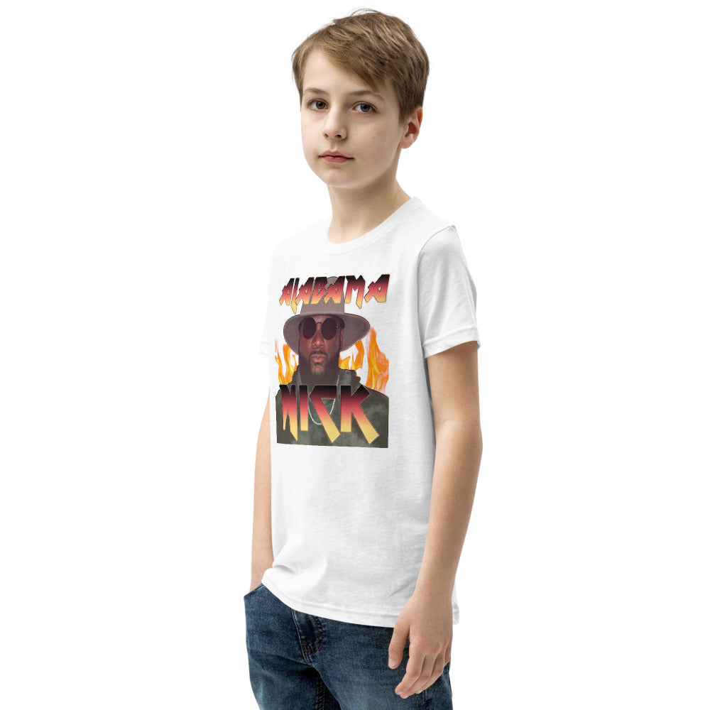 "Youth Alabama Nick ""Rocker"" T-Shirt"