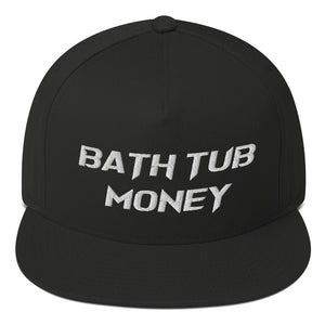 BTM Flat Bill Snap Back Cap