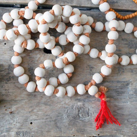 Indian Natural Bead Necklace