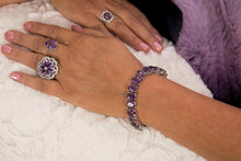 Load image into Gallery viewer, Amethyst jewelry