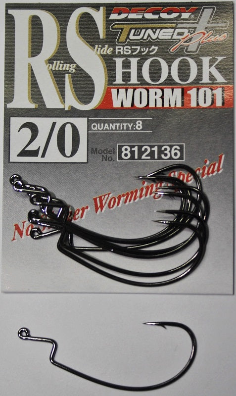 Decoy Worm 101 RS Hook
