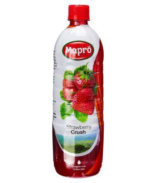Strawberry Crush Mapro - KAAVYA GRUH UDHYOG