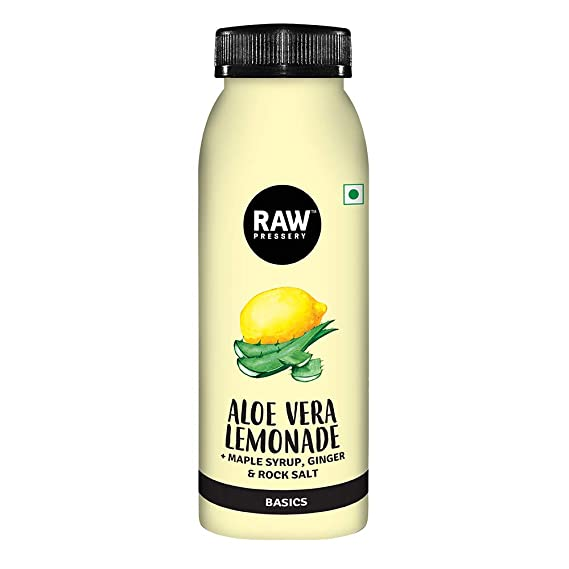 Aloe Vera Lemonade Juice Raw - KAAVYA GRUH UDHYOG