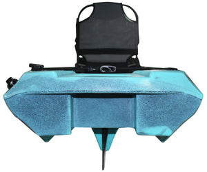 Mahi Mahi Fishing Kayak with optional Fin Drive