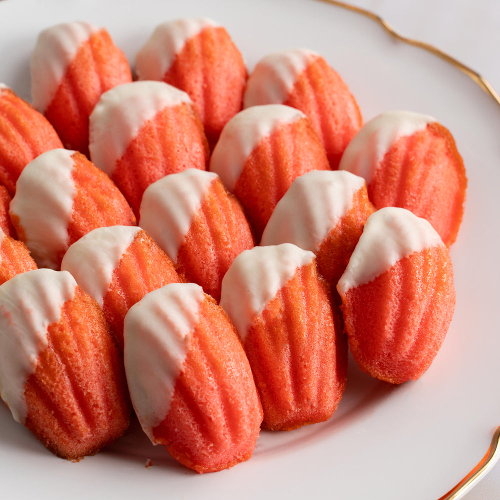 Load image into Gallery viewer, Strawberry Madeleines