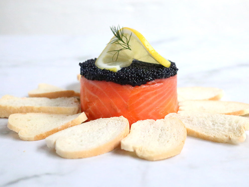 Load image into Gallery viewer, Smoked Salmon Caviar