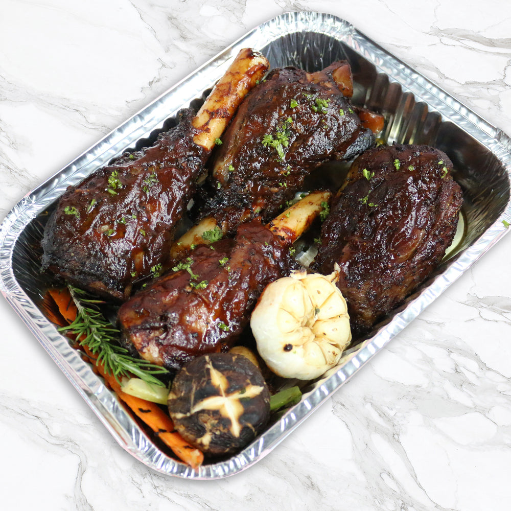Load image into Gallery viewer, Smoked Lamb Shanks