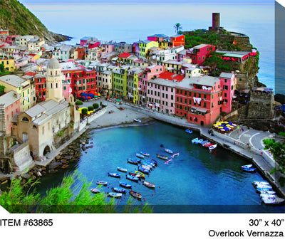 Overlook Vernazza