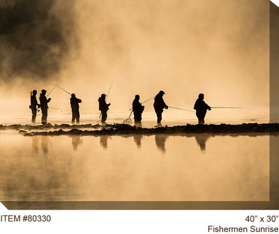 Fisherman Sunrise