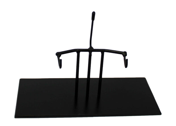 Black Display Stand