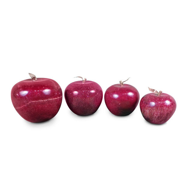 Onyx Apple Set Red