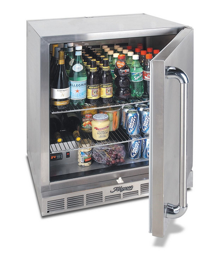 "Alfresco 28"" One-Door Refrigerator/Kegerator URS-1"
