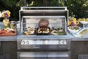 "Alfresco 42"" SearZone Grill"
