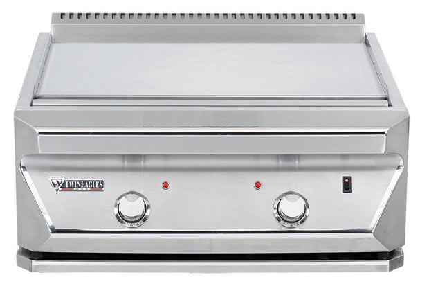 "30"" Twin Eagles Teppanyaki Grill, LP"