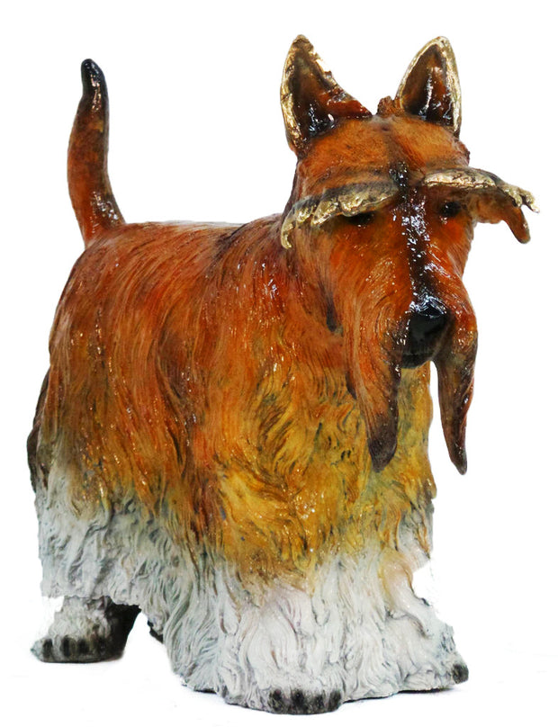 "Terrier-Special Patina 7""L x 20""W x 16""H"