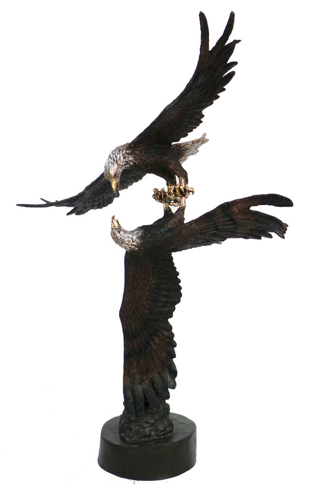 "Two Eagles 70""L x 33""W x 73""H"