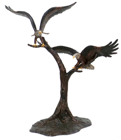 "Two Eagles 48""L x 74""W x 78""H"