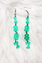 Load image into Gallery viewer, Est. Earrings- Multiple Colors Available