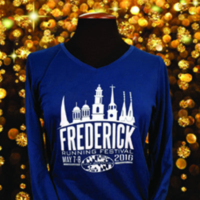 2016 Frederick Men's Half Marathon Race Shirt