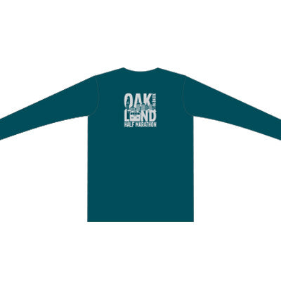 2016 Oakland Men's Half Marathon Race Shirt