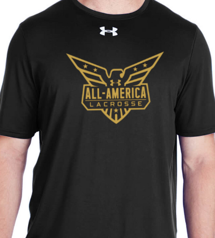 Men's UA Tech Tee - Black