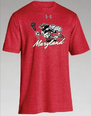Maryland Roughrider Stadium Tee