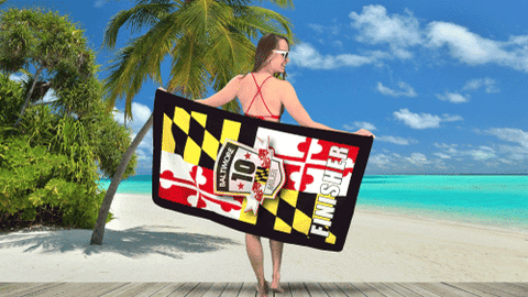 2018 B10 Beach Towel