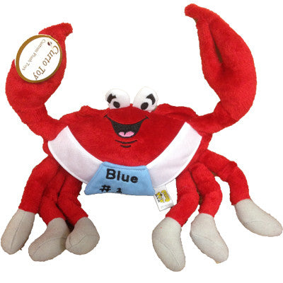 Blue the Crab Stuffed Animal