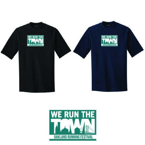 Run the Town Ultimate T- Navy