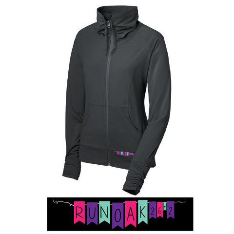 RunOak Flag Full Zip Jacket