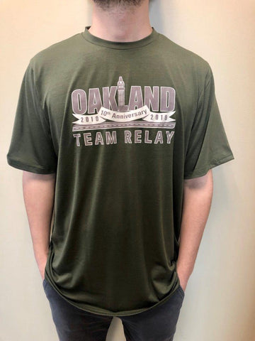 2019 Oakland Men's Team Relay