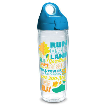 Run Oakland Tervis Tumbler- 24 oz.