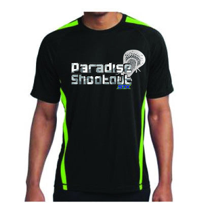 Paradise Color Block T
